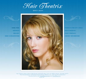 Millana HairTheatrix.com Project