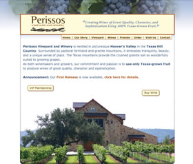 Millana Perissos Winery Project